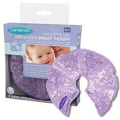 Lansinoh Thera Pearl 3 σε 1  Βοήθημα για το Θηλασμό και την ανακούφιση του στήθους από μαστίτιδα και υπερφόρτωση. 16,00€