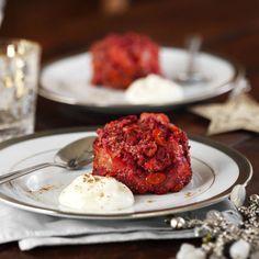 Dukan Diet Christmas plum pudding recipe. www.handbag.com