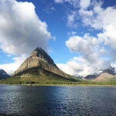 Glacier National Park, Montana via @heather_sourwine