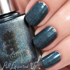 a-england Rossetti's Goddess Swatches & Review