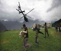 Funds will not be a constraint for rebuilding Uttrakhand, says Finance Minister ; Most of the pilgrims evacuated
