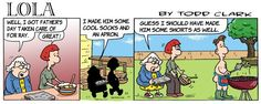 father's day comic