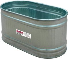 Horse Water Troughs