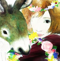NATSUKO ECHIZEN ILLUSTRATION » GALLERY