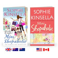 Obsessed with the Shopaholic Series! Great for a laugh!!!! All of them