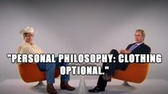 Personal philosophy