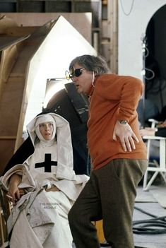 Ken Russell, Vanessa Redgrave, Jackets, Archive, Fashion, Movies, Down Jackets, Moda, Fashion Styles