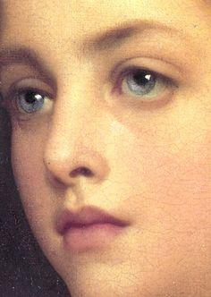Frederic Leighton, Biondina, 1879 (detail)
