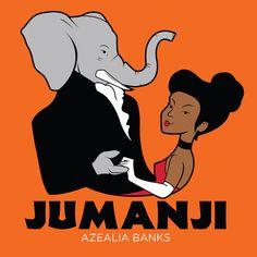 Azealia Banks Produced by Hudson Mohawke - Jumaniji. Freeesh. #toptracks
