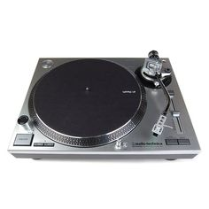 Turntable Lab: A top-to-bottom site on turntables. Audio-Technica: AT-LP120-USB Turntable