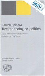 Prezzi e Sconti: #Trattato teologico-politico  ad Euro 25.00 in #Filosofia testi e studi #Einaudi