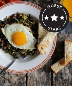 Have Brussels Sprouts For Breakfast With This Feel-Good Recipe