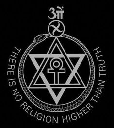 The Seal of Theosophical Society. The emblem or seal of the Theosophical Society is composed of a number of symbols, all of them having been used from ancient times to express profound Spiritual and Philosophical concepts about humanity and the. Wiccan Spell Book, Wiccan Spells, Magick, Witchcraft, Alchemy Symbols, Magic Symbols, Theosophical Society, Higher Truth, Esoteric Art