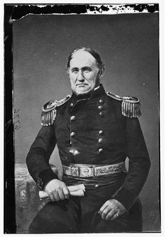 """David Twiggs was subsequently dismissed from the U.S. Army on March 1, 1861 for """"treachery to the flag of his country,"""" and accepted a commission as a major general from the Confederate States on May 22, 1861. He was assigned to command the Confederate Department of Louisiana, but he was past the age of 70 and in poor health, thus he resigned his commission before assuming any active duty."""