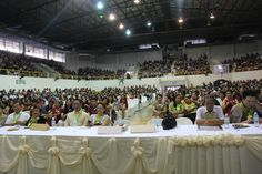 """Public School teachers in Mandaue City will receive 7500 bonus from the Local Goverment Unit of Mandaue City. This was announced during the """"Education Week"""" culmination at Mandaue City Cultural and Sports Complex. Education Week, City Government, Sports Complex, School Teacher, Public School, The Locals, The Unit, Culture, News"""