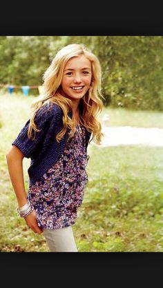 Peyton List Fashion