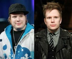 Patrick Stump is freaking hot :D i know you ppl agree with me lol :)