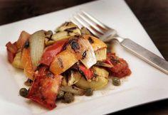 Dinner tonight! Grilled summer vegetables