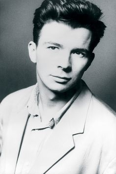 I'm gonna go ahead and add Rick Astley to the list. It should've happened long ago. ; )