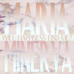 """Maria Minerva - """"The Sound"""""""