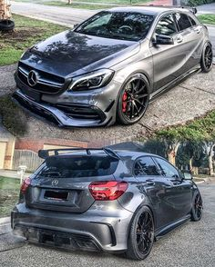 WEBSTA @ amg.nation - A45 ///AMG Tag an AMG Fan!!⤵️Join the @amg.nationby @joshtrippingwords#amgnation