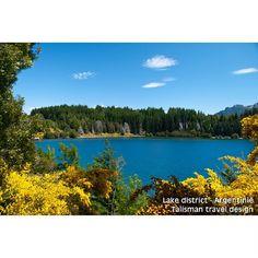 Een rondreis door Argentinië maken? Dan mag je zeker het merengebied niet vergeten! #typischtalisman #Bariloche #lakedistrict #Argentinië #Talisman