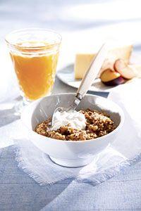 Hedelmätuorepuuro   Reseptit   Valintatalo Breakfast, Food, Morning Coffee, Essen, Meals, Yemek, Eten