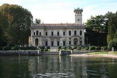 Italian Villas: Villa Erba, Cenobbio, Lombardia, Italy