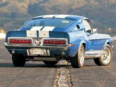 Shelby 500KR