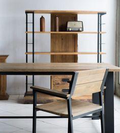 Indonesia Furniture: Indoor & Outdoor Table Specialist ® Teak Furniture, Quality Furniture, Ethnic Decor, Teak Table, Furniture Manufacturers, Wood Texture, Teak Wood, Home Decor Accessories, Modern Interior