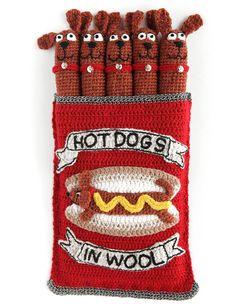 Hot Dogs in Wool