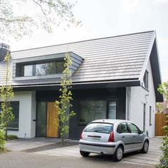 Dormer Bungalow, Wooden House Design, Modern Roofing, Dormer Windows, New Builds, House Front, Merida, Architecture, New Homes