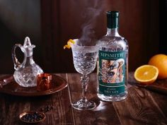 Sipsmith has paired up with the Ham Yard Hotel to create several hot gin alternatives to the classic spiced red wine, including a hot gin and tonic , a hot negroni, a reverse martini and a spiced mulled sloe. Metro.co.uk had a taste of the hot G&T and give it a strong four stars out of five for its bitter yet spicy flavour.
