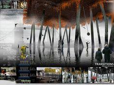 Concurso urbano Londres 2008 by trEs Arquitectos, via Flickr