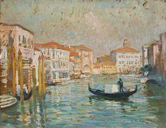 Fox, Philips, (1865-1915), Venice, 1907
