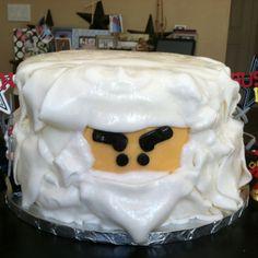 Lego Ninja Zane birthday cake for twin boys