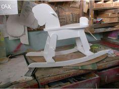OLX 40€ - PERSONALIZADO Cavalos de baloiço de madeira Santa Iria De Azoia, São João Da Talha E Bobadela - imagem 6