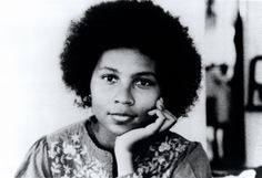 """Gloria Jean Watkins aka by her pen name bell hooks is an author, feminist and social activist. Watkins derived the name """"bell hooks"""" from that of her maternal great-grandmother, Bell Blair Hooks. Notable works: Ain't I a Woman?: Black Women and Feminism, All About Love: New Visions, We Real Cool: Black Men and  Masculinity, and Feminist Theory: From Margin to Center"""