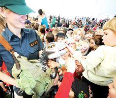 Okanagan International Children's Festival held in May in Penticton, BC Festivals, Events