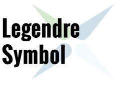 Legendre Symbol