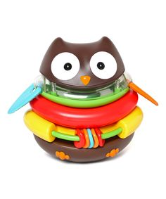 Look what I found on #zulily! Skip Hop Explore & More Rocking Owl Stacker by Skip Hop #zulilyfinds