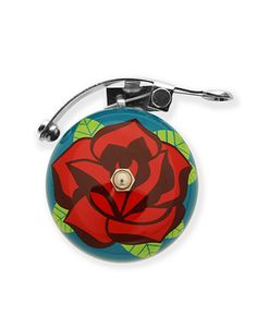 Luvelo Rose Tattoo Inspired Bicycle Bell