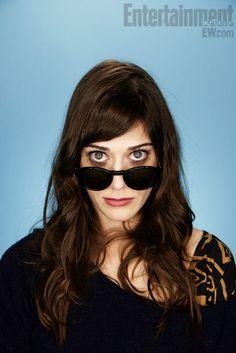 Lizzy Caplan, Sundance 2012 { as Kate Bishop }