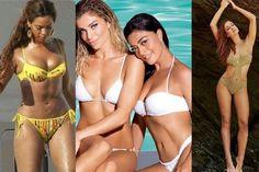 Biquínis glamourosos: entre na vibe das famosas para esse verão!