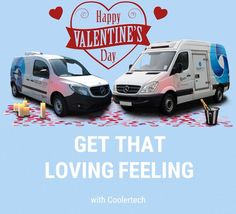 Happy Valentine's Day from everyone @coolertechltd. #happyvalentinesday #valentinesday #Coolertechltd #refrigeratedvehicle #refrigeratedvan #fridgebody #fridgevan #insulatedvehicle #insulatedvan #chiller #temperaturecontrolledvehicle #temperaturecontrolledvan #commercialvehicle #vehicle #van #lorry #truck