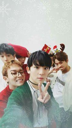TEEN TOP (틴탑)   L.Joe (엘조)   Ricky (리키)   C.A.P   Niel (니엘)   ChunJi (천지)   ChangJo (창조)♥