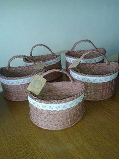Čokoládové košíky poloblukové