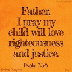 Joyful Mom Prayers - Day 23