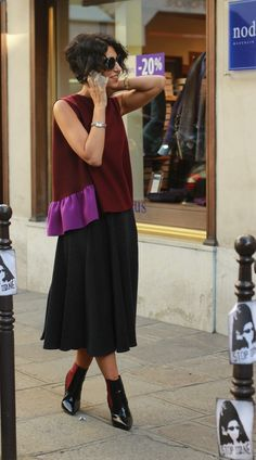 #fashion-ivabellini Yasmin Sewe, fév. 2013