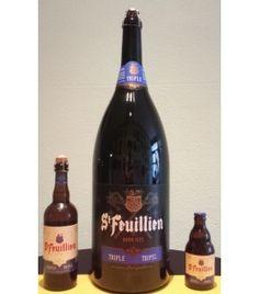 St-Feuillien Triple (Salmanazar) 9 Litre